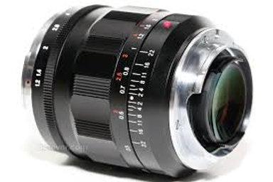 Voigtlander Nokton 35mm F1.2 ASPH II (VM)