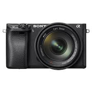Sony A6300 Kit with 16-70mm Black