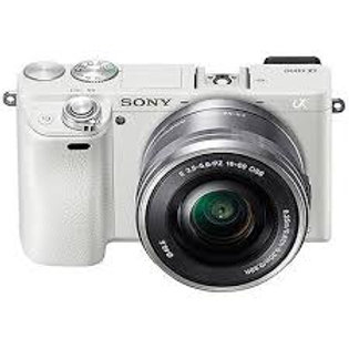 Sony Alpha 6000L Kit 16-50mm White or Silver