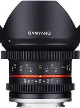 Samyang 12mm T2.2 Cine NCS CS (Sony E-Mount)