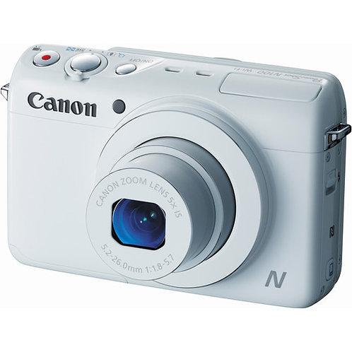 Canon PowerShot N100 White