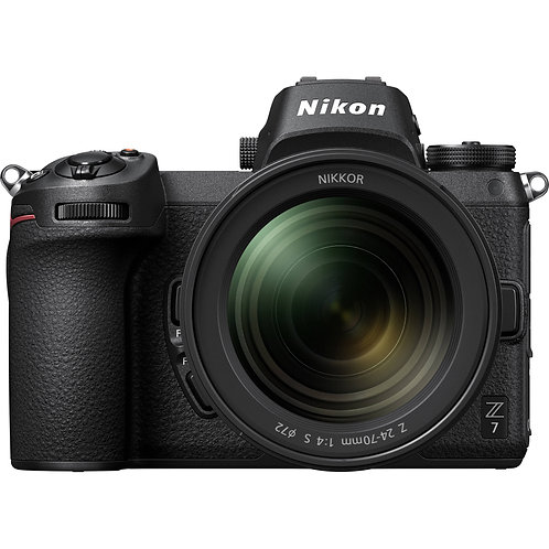 Nikon Z7 Kit (Z 24-70) Black (no adapter)