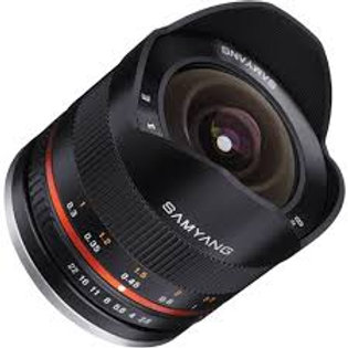 Samyang 8mm f3.5 Fish-eye CS II (Sony E-Mount)