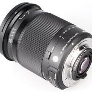 Sigma 18-300mm F3.5-6.3 DC MACRO OS HSM Contemporary for Canon