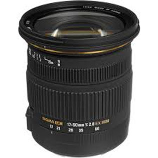 Sigma 17-50mm F/2.8 EX DC HSM for Pentax