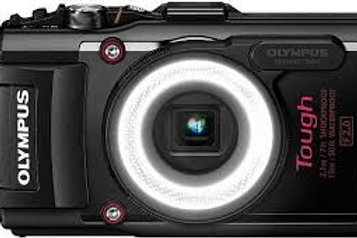 Olympus Tough TG-4 Black