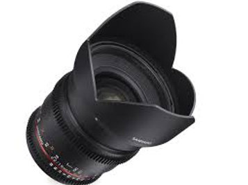 Samyang 16mm T2.2 ED AS UMC CS II VDSLR (Canon)