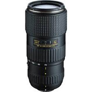 Tokina 70-200mm F4 Pro FX VCM-S (Nikon)