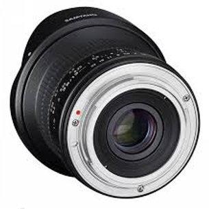 Samyang 8mm f2.8 Fish-eye CS Black (Sony E-Mount)