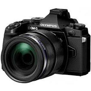 Olympus OM D E-M1 Kit 15mm Black