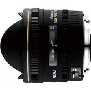 Sigma 10mm F2.8 EX DC FISHEYE HSM for Nikon