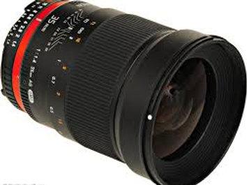 Samyang AE 35mm f/1.4 AS UMC (Nikon)