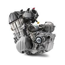 EXCF 450 6 DAYS Engine