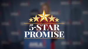 AHLA 5 Star Promise