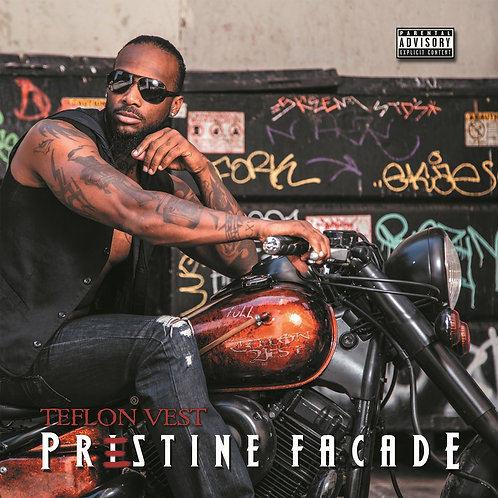 Autographed Prestine Facade Double Disc CD (Free shipping in the U.S.