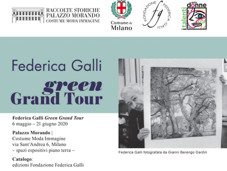 Federica Galli. Green Grand Tour