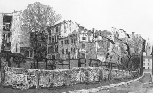 Milano, via Scaldasole