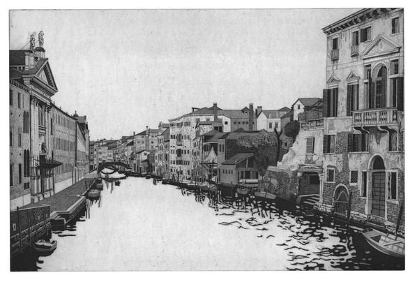 Venezia, Rio dei Mendicanti