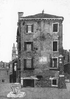 Venezia, Campo dell'Angelo Raffaele