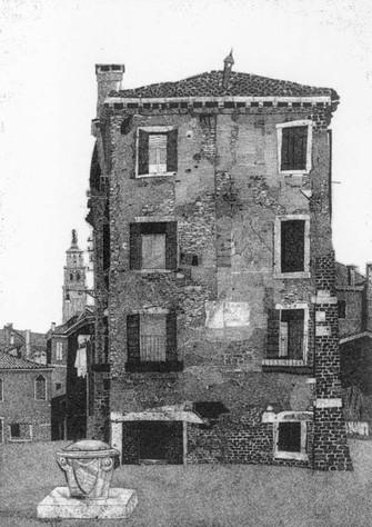 Venezia Campo dell'Angelo Raffaele