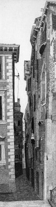Venezia, Calle della Madonna