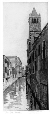 Venezia, Rio San Barnaba