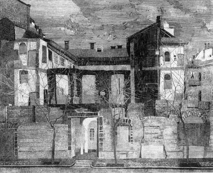 Milano, Casa in via San Vittore