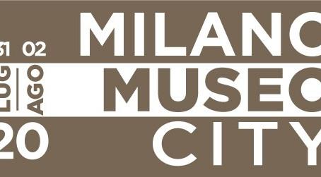 Apertura straordinaria 1-2 agosto per Museo City