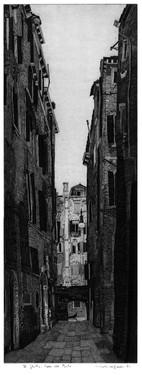 Venezia, Il ghetto: Calle del Porto