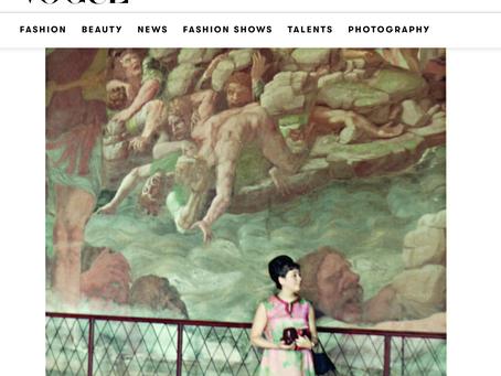 Vogue.it      Francesca Amé