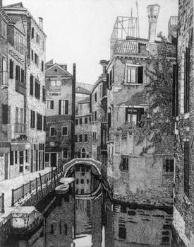 Venezia, Fondamenta Osmarin