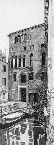 Venezia Calle dei Preti