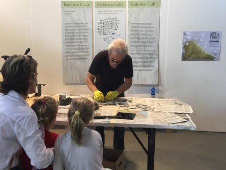 Ripresa corsi di arte calcografica
