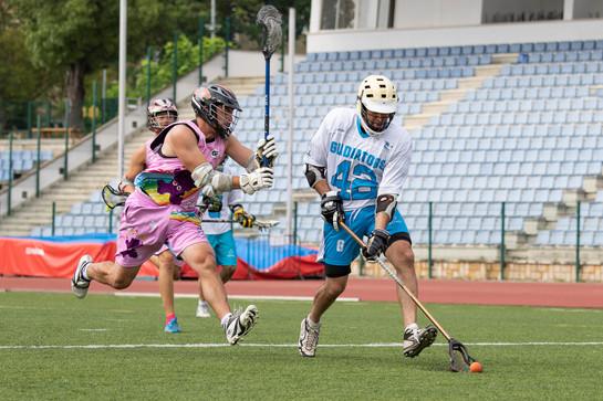 Lisboa Gladiators Lacrosse2