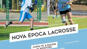Inicio de Época de Lacrosse a 27 de Setembro