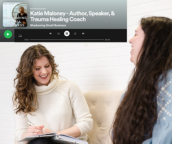 The hosts chat with Katie Maloney, autho