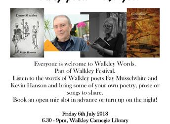 Walkley words, Friday 6 July 2018