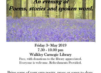 Walkley Words: Spring edition, Friday 3 May 2019
