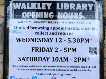 Extended Opening Hours from August 2021