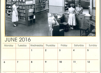 Our calendar for 2016 is ready!