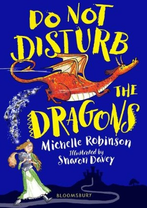 Book cover of Do not disturb the dragons