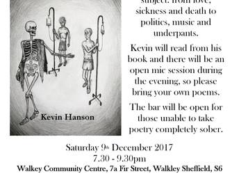 Dance Macabre, Kevin Hanson - Saturday 9 December 2017
