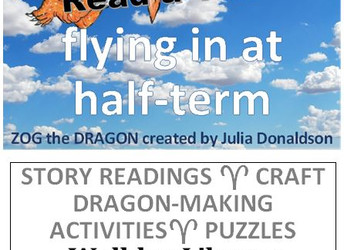 Zog the Dragon, Friday 22 February 2019