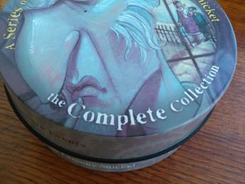 Lemony Snicket audiobooks