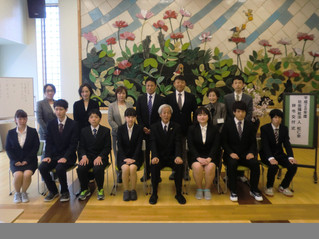 平成28年度辞令交付式が開催されました!
