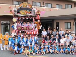 地元自治会の『夏祭り』