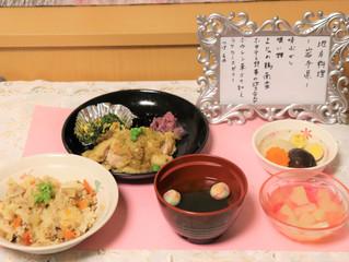 東松山ホームの郷土料理「岩手県 味ぶかし」