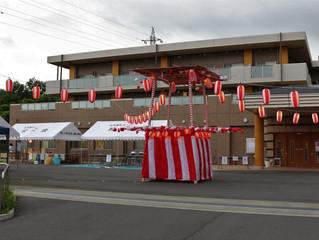 東松山ホームの盆踊り