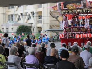 新田北部自治会の「夏祭り」
