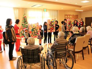 東松山ホームのクリスマス(12/2・12/23)